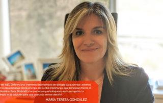 María Teresa González, gerente general de Statkraft Chile